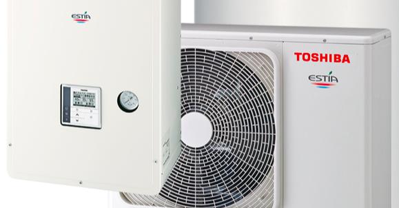 Toshiba ESTIA - tepelné čerpadlo