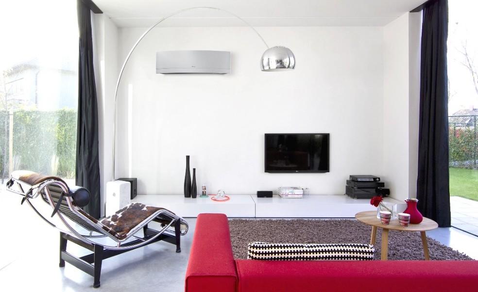 DAIKIN EMURA kvalitní designové klimatizace