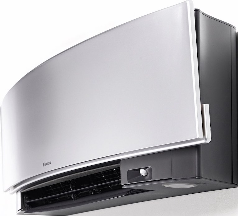 klimatizace DAIKIN EMURA - instalace NODIP