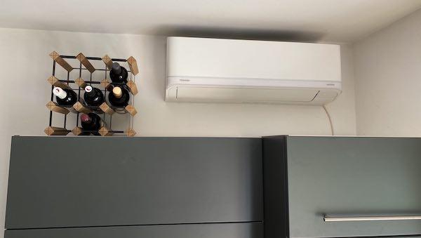 klimatizace Toshiba Daiseikai 9 vhodné pro byty, domy kancelare instalace Praha