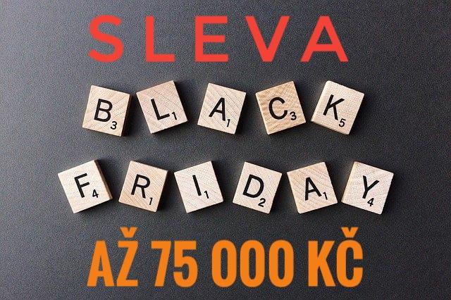 Black Friday slevy na tepelná čerpadla DAIKIN až 75 000 Kč