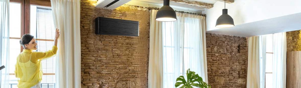 Klimatizace do bytu a domu